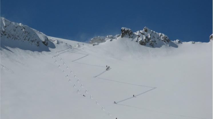 Scialpinismo in Val Aurina e Dolomiti