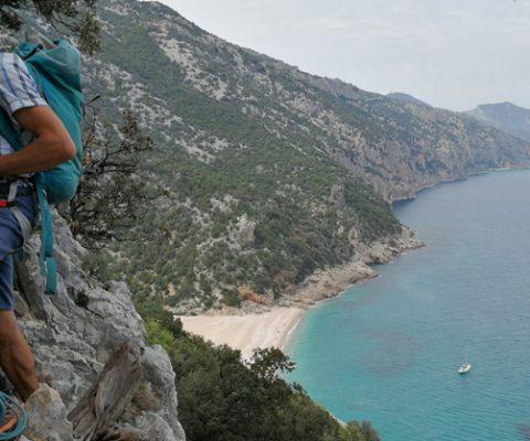 """Trekking """"Selvaggio Blu"""""""