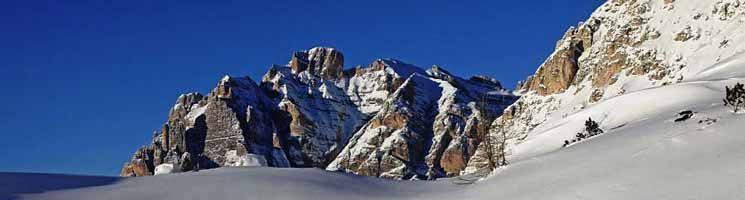 Racchette da neve – ciaspe